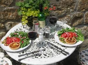 Sunday Lunch Al Fresco