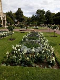Formal Victorian Garden